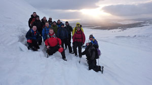 Winter skills Courses: outdoor activities and courses